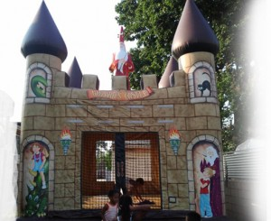 Magical Wizard Bouce House Rental, Westchester New York and Surrounding Areas