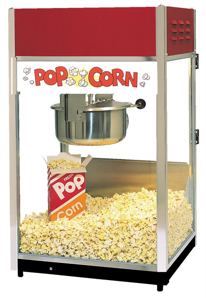 Popcorn Machine Rental NYC Westchester