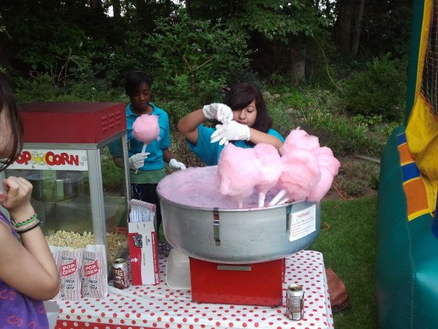 Cotton Candy Machine Rental New York NYC Westchester