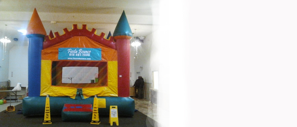 Bounce House Castle Rental Indoor Party
