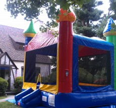 Colorful Bounce House Jumping Castle in Westchester County