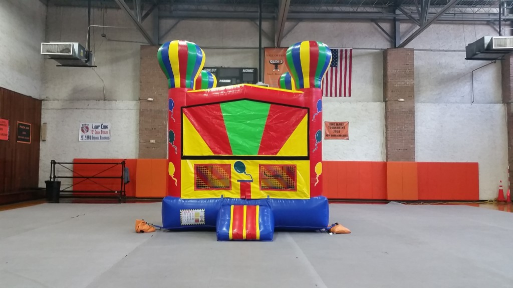 Birthday Balloon Bouncy Castle Rental Westchester NY