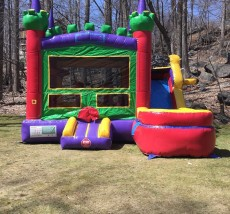 Bouncy House Slide Rental in Westchester NY