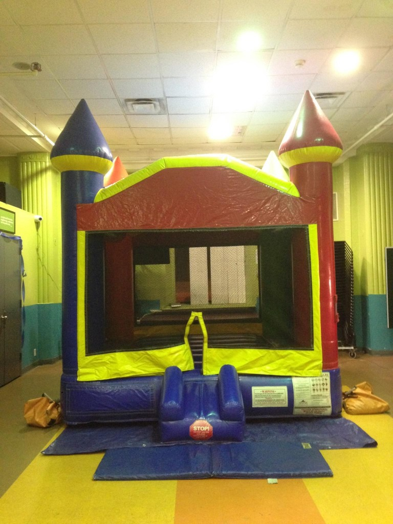winter indoor bouncy house rental parties new york