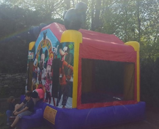Mickey Mouse Bounce House Rental in Westchester NY